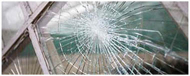 Kingsbury Smashed Glass